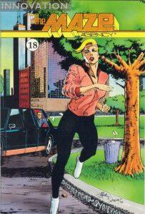 The Maze Agency #18 (1991)