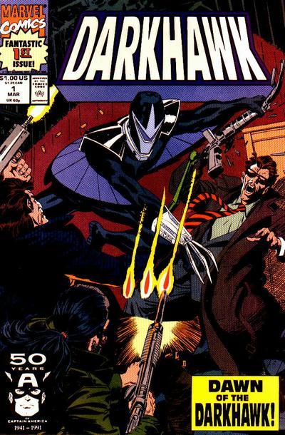 Darkhawk #1 (1991)