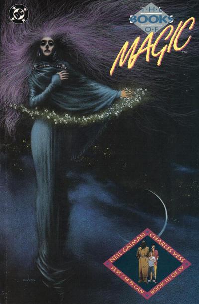 The Books of Magic #3 (1991)
