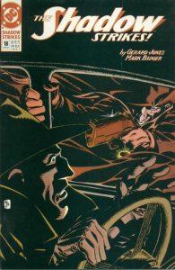 The Shadow Strikes! #18 (1991)