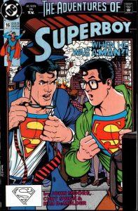 Superboy #16 (1991)