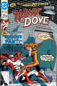 Hawk and Dove #24 (1991)