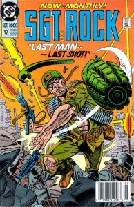 Sgt. Rock Special #12 (1991)