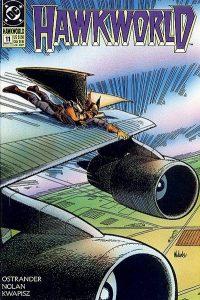 Hawkworld #11 (1991)