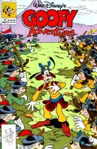 Goofy Adventures #10 (1991)