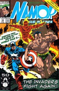 Namor, the Sub-Mariner #12 (1991)