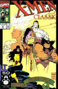 X-Men Classic #57 (1991)