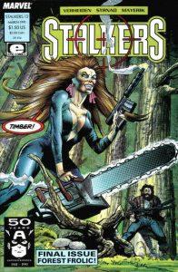 Stalkers #12 (1991)