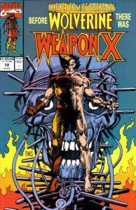 Marvel Comics Presents #72 (1991)