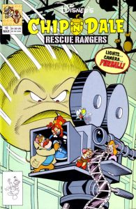 Chip 'n' Dale Rescue Rangers #10 (1991)