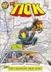 The Tick #9 (1991)