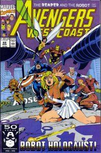 Avengers West Coast #68 (1991)