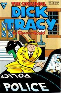 The Original Dick Tracy #4 (1991)