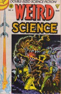 Weird Science #4 (1991)