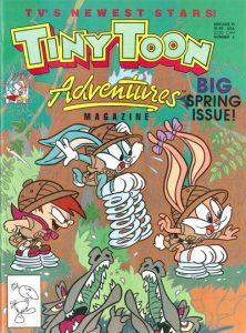 Tiny Toon Adventures Magazine #3 (1991)