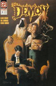 The Demon #11 (1991)