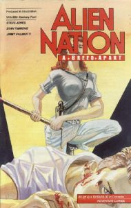 Alien Nation: A Breed Apart #4 (1991)