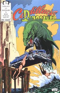 Cadillacs and Dinosaurs #5 (1991)