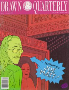 Drawn & Quarterly #4 (1991)