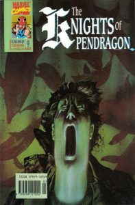 The Knights of Pendragon #9 (1991)