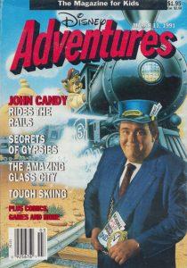 Disney Adventures #5 (1991)