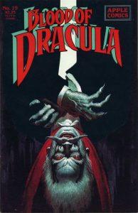 Blood of Dracula #19 (1991)