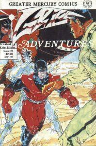 Grips Adventures #8 (1991)