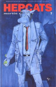 Hepcats #7 (1991)