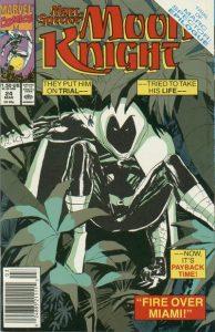 Marc Spector: Moon Knight #24 (1991)