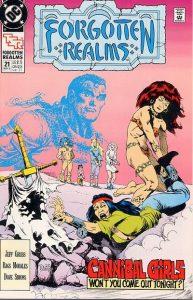 Forgotten Realms #21 (1991)