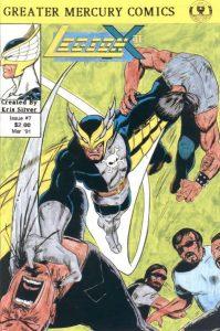 Legion X-2 #7 (1991)