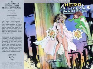 Hero Alliance #13 (1991)