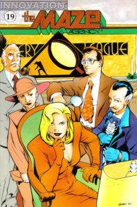The Maze Agency #19 (1991)