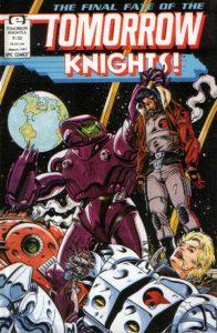 Tomorrow Knights #6 (1991)