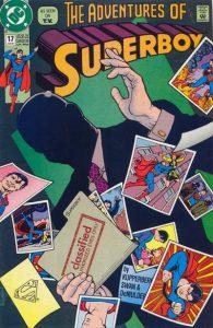 Superboy #17 (1991)