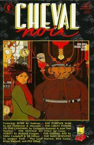 Cheval Noir #17 (1991)