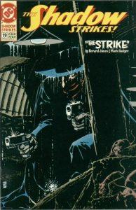 The Shadow Strikes! #19 (1991)