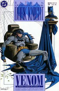 Batman: Legends of the Dark Knight #18 (1991)