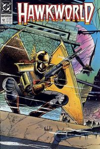 Hawkworld #12 (1991)