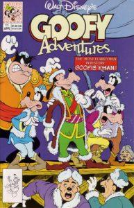 Goofy Adventures #11 (1991)