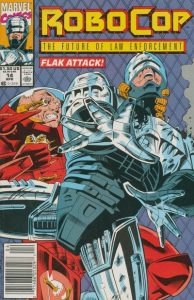 RoboCop #14 (1991)