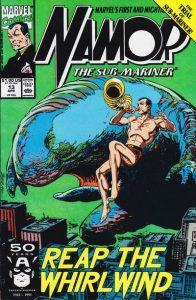 Namor, the Sub-Mariner #13 (1991)