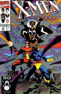 X-Men Classic #58 (1991)