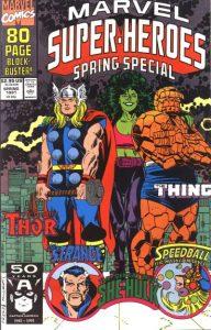 Marvel Super-Heroes #5 (1991)