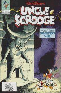 Walt Disney's Uncle Scrooge #253 (1991)