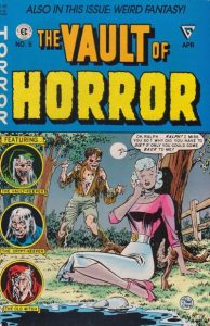 The Vault of Horror #5 (1991)
