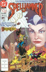 Spelljammer #10 (1991)