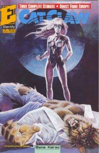 Cat Claw #5 (1991)