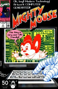 Mighty Mouse #7 (1991)