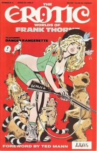 The Erotic Worlds of Frank Thorne #5 (1991)